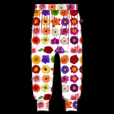Solamigos Uv Harem Pants Flowermania d758d116efd7b