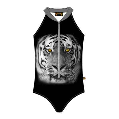 Solamigos Uv Swimsuit Girl Tiger 1cc007d078955