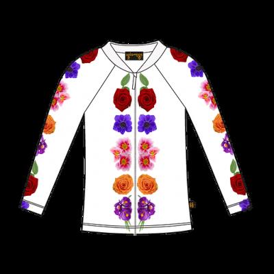 Solamigos Uv Topzip Long Sleeves Flowermania 574fff2c822c5