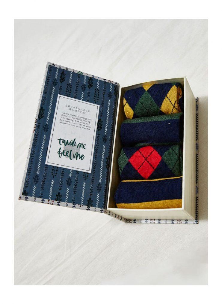 sbm2926-mens-navy-bamboo-socks-gift-box-1