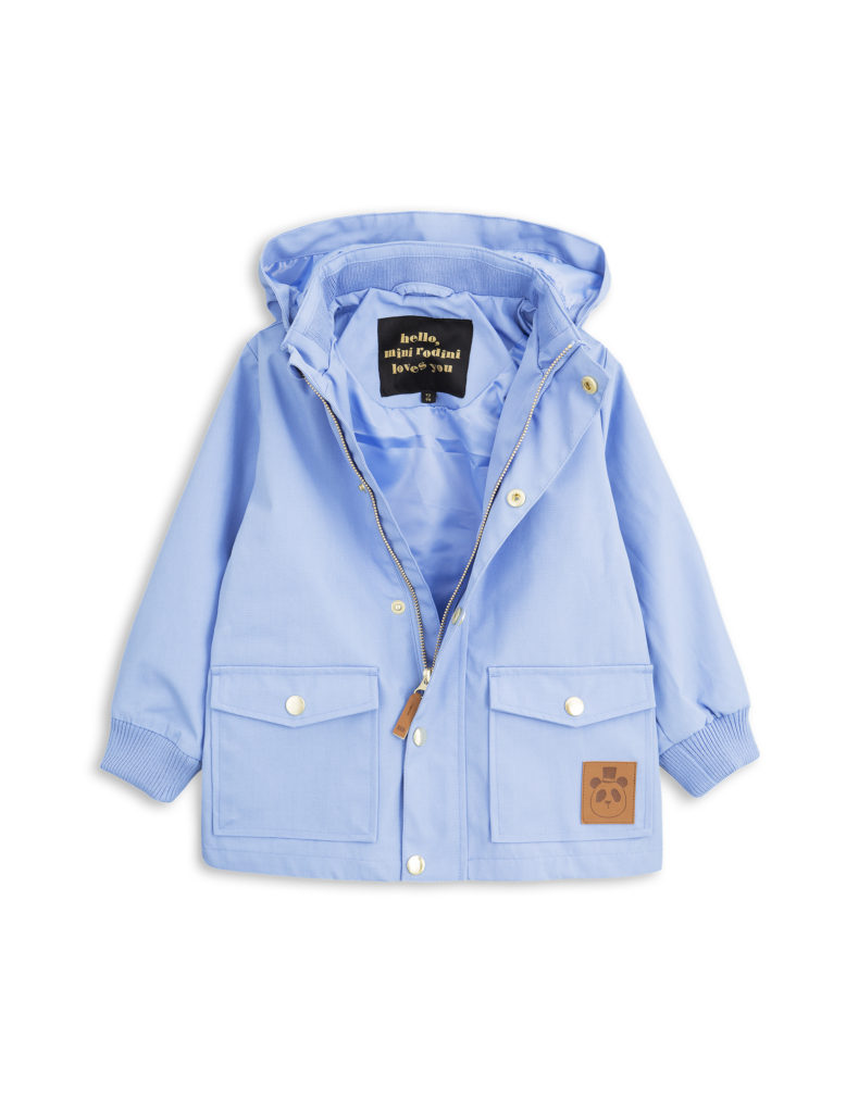 1711010150 mini rodini pico jacket light blue 2