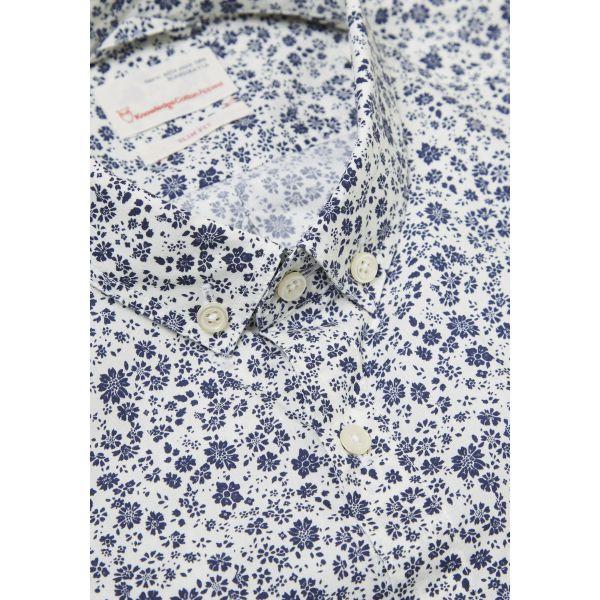 K.C.A-Poplin-Shirt-Flower-print-peacoat3