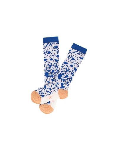 enamel-high-socks