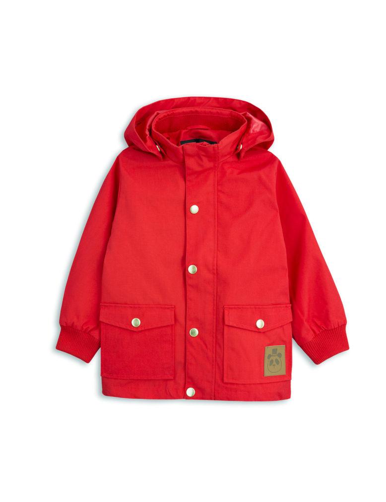 1711010142 mini rodini pico jacket red 1