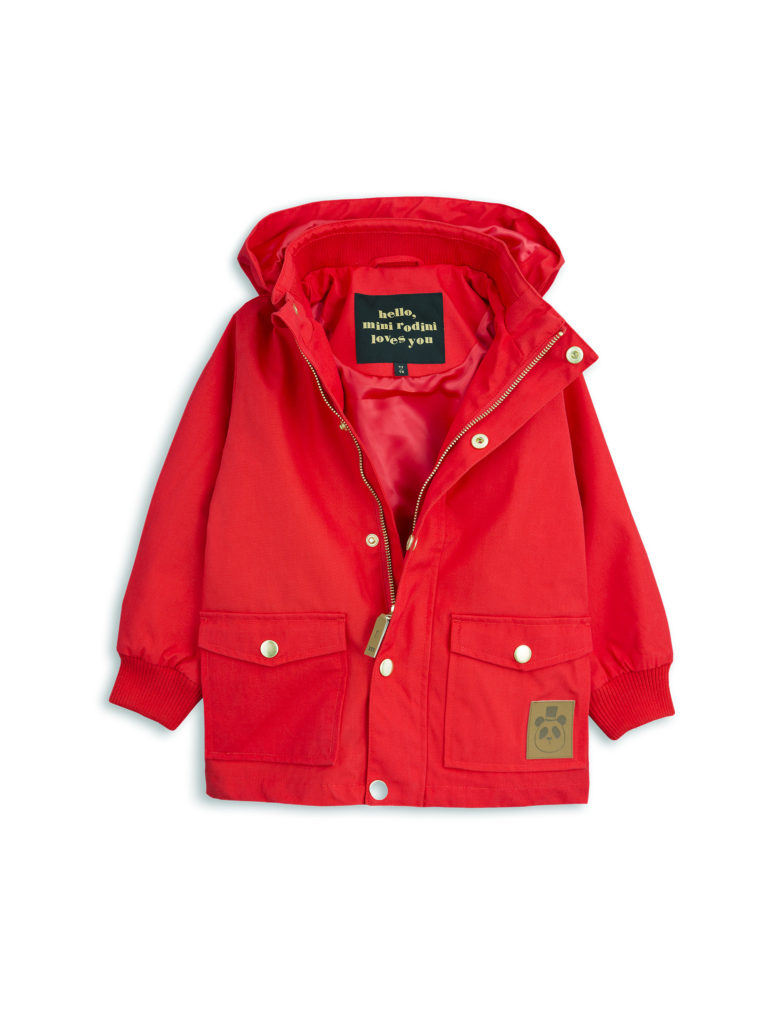 1711010142 mini rodini pico jacket red 2