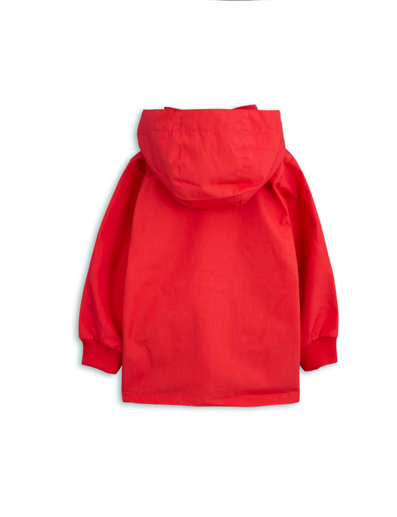 1711010142 mini rodini pico jacket red 3