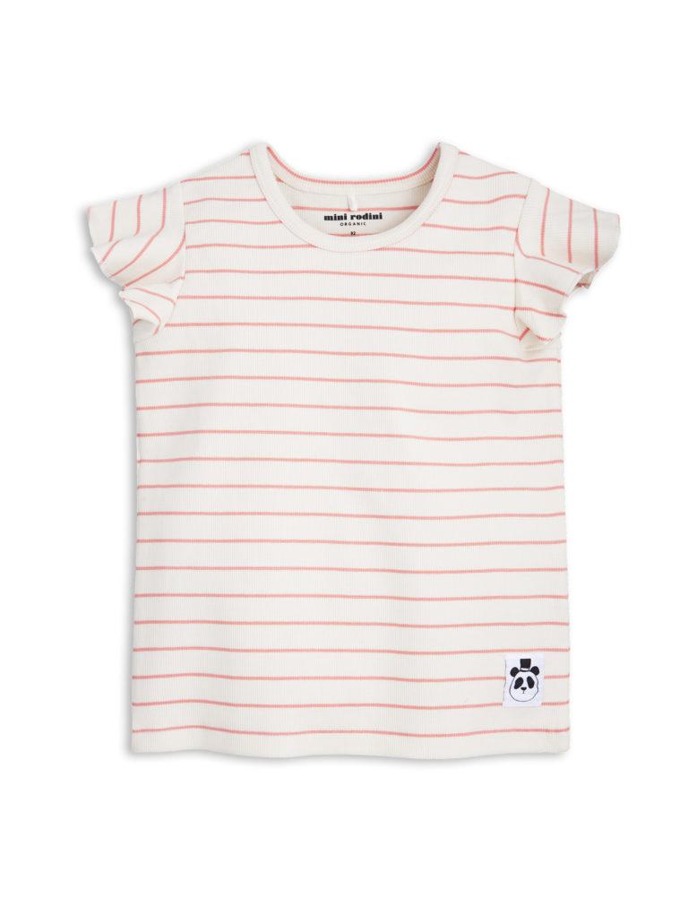 1712017633 1 mini rodini stripe rib wing tee pink