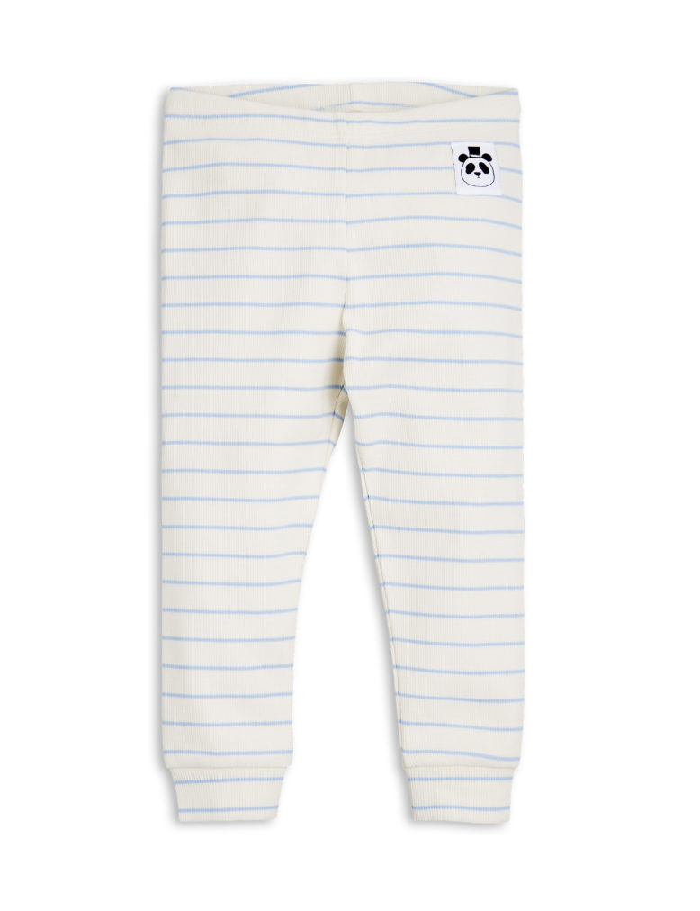 1713018050 1 mini rodini stripe rib leggings light blue