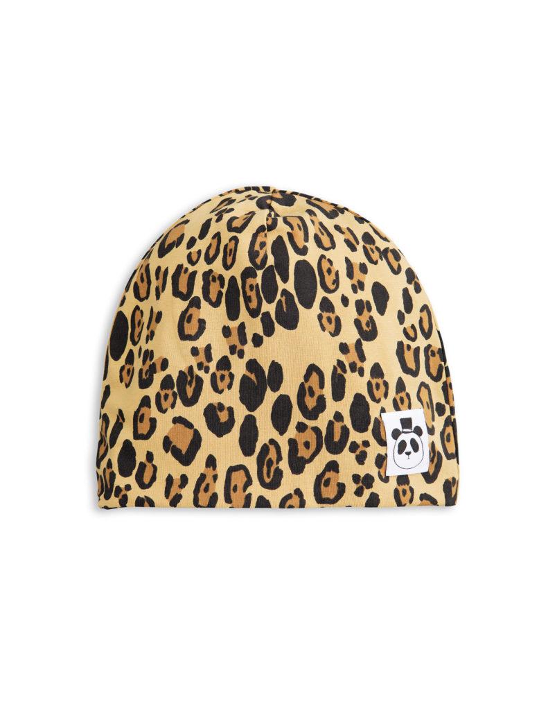 1716513913 mini rodini basic leopard beanie beige 1