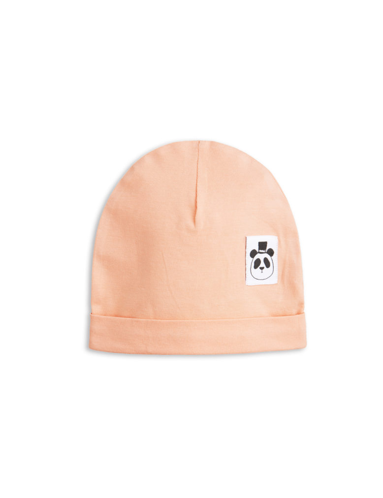 9996052733 mini rodini basic baby beanie pink 1