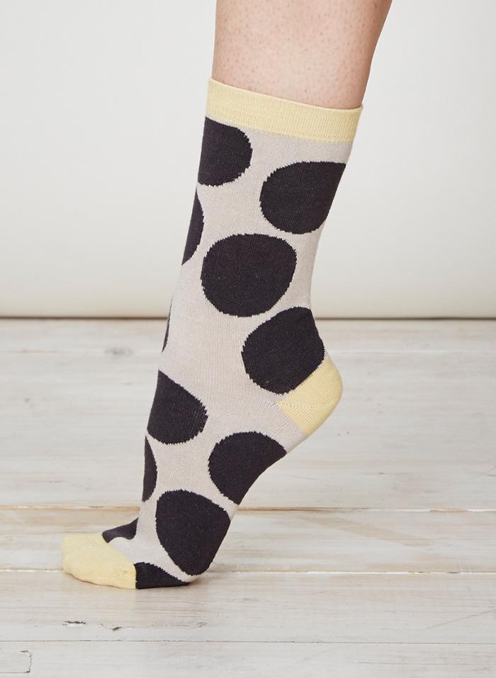 SPW217-Luna-Bamboo-Socks-Charcoal-Side