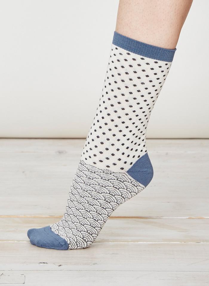 SPW219-Wren-Bamboo-Socks-Lily-White-Side
