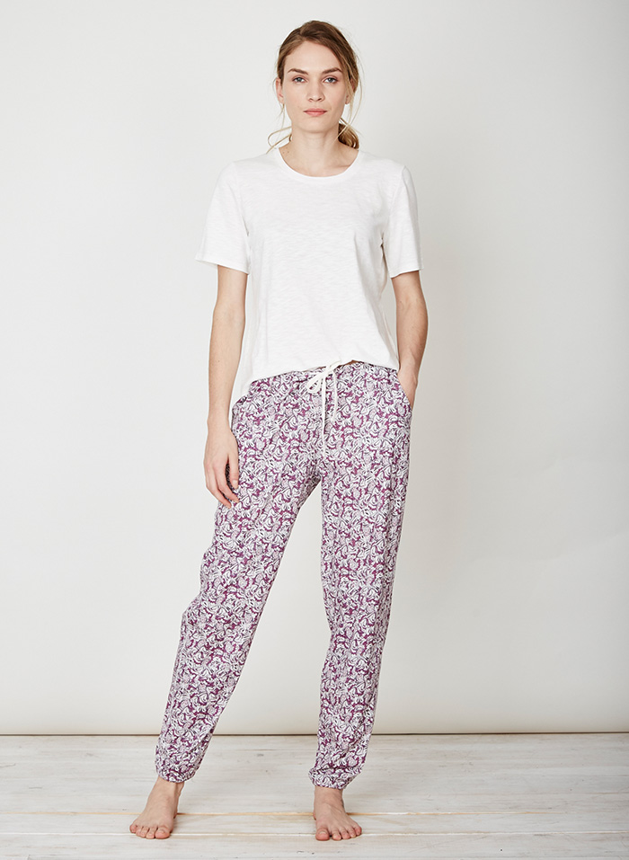 WSB3014-Butterfly-Bamboo-Pajama-Front