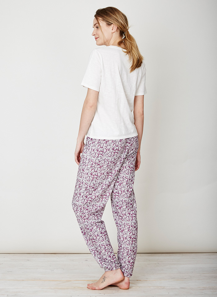WSB3014-Butterfly-Bamboo-Pajama-Side