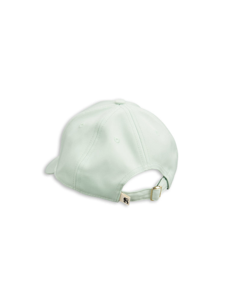 1716514473 2 mini rodini lion emb cap light green