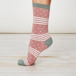 SPWThought-Catherine-Socks-Terracotta-1