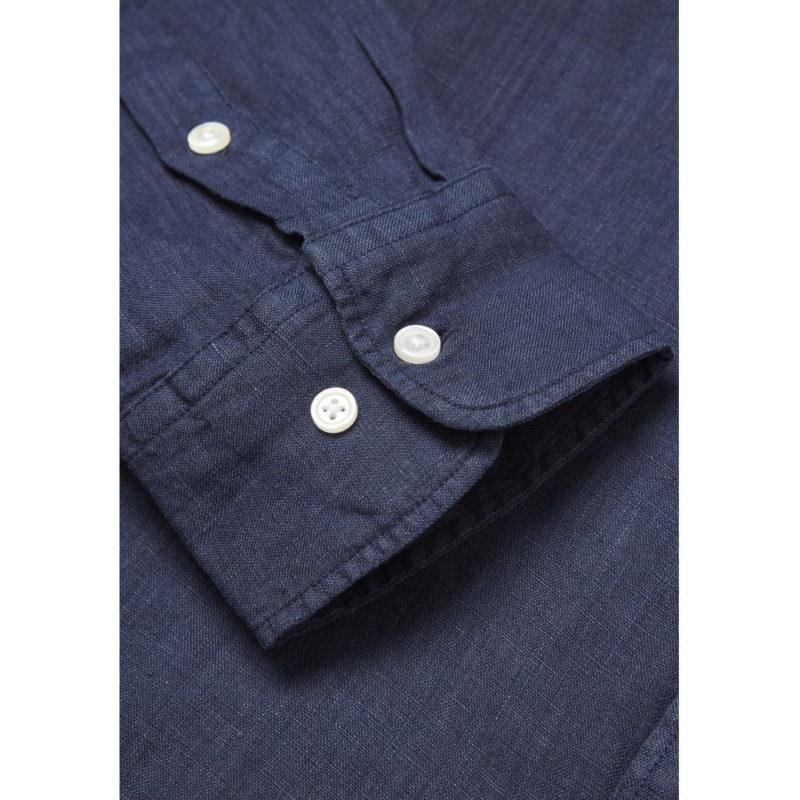 linneskjorta blå gall2