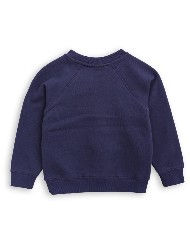 1772013767 2 mini rodini flying bat sp sweatshirt navy