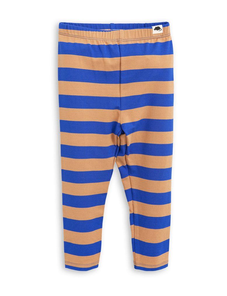 1773014660 1 mini rodini blockstripe leggings blue