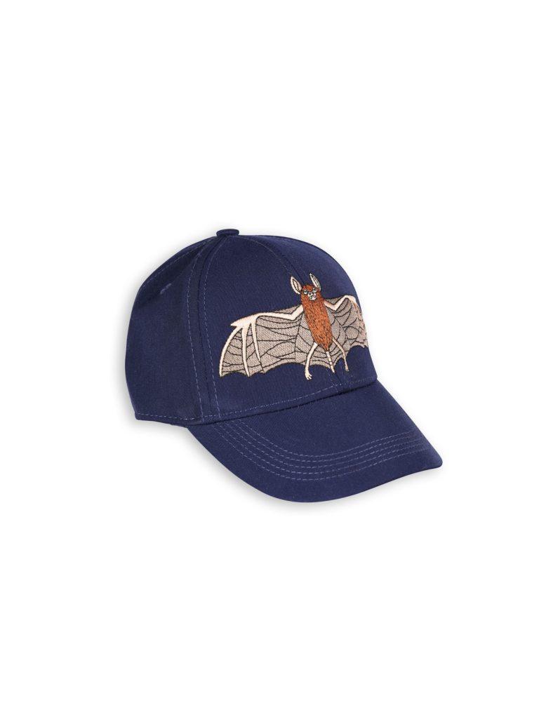 1776511067 1 mini rodini bat embroidery cap navy