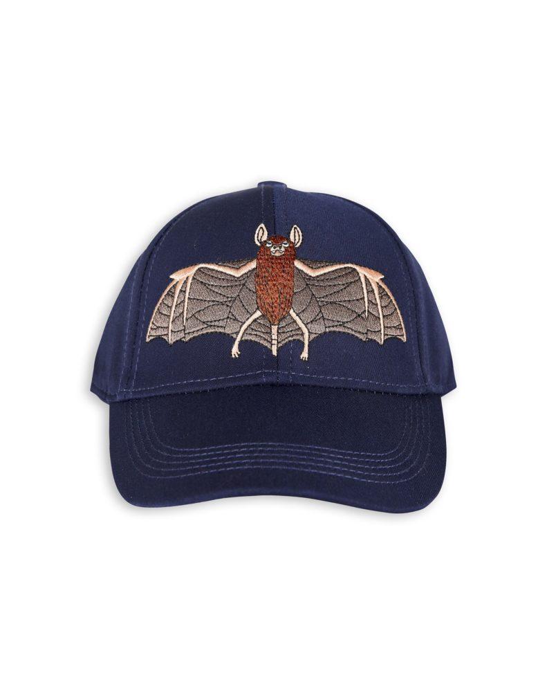 1776511067 3 mini rodini bat embroidery cap navy