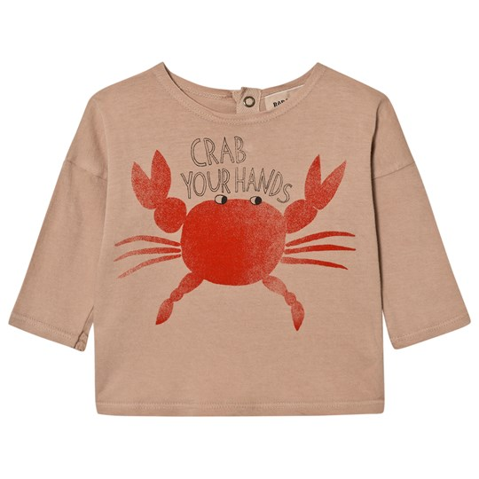Crab Your Hands Baby T-shirt-1