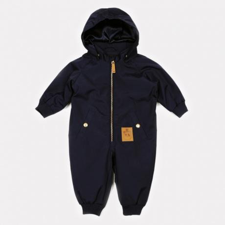 mini rodini pico overall black