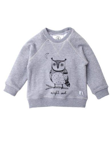 Bumble   Bee Night Owl Sweatshirt bc6f60bb18228