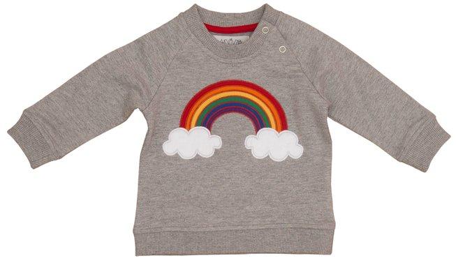 Anive Rainbow tröja baby 1