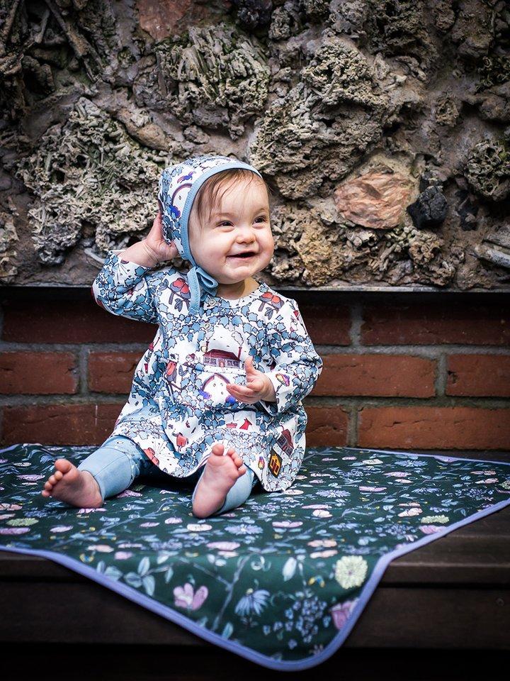 Modeerska huset babyklänning