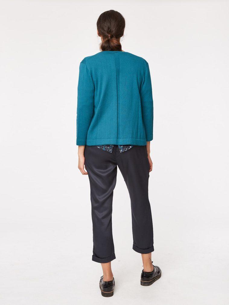 wwt3226-audrey-short-organic-cotton-cardigan-kingfisher-back-wwt3226heather.1504637405