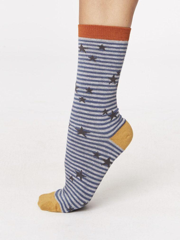 spw239-karla-patterned-bamboo-socks-indigo-side-one-foot-spw239indigo.1504703431
