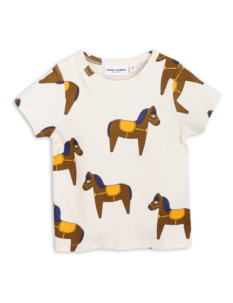 1822015123 1 mini rodini horse ss tee yellow