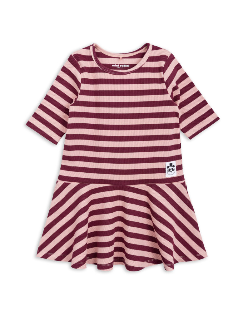 1825011733 1 mini rodini stripe rib dance dress pink