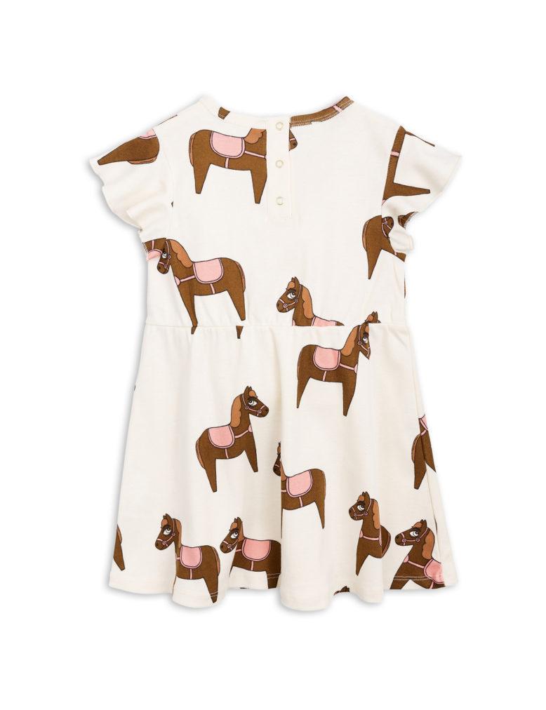 1825012533 2 mini rodini horse dress pink