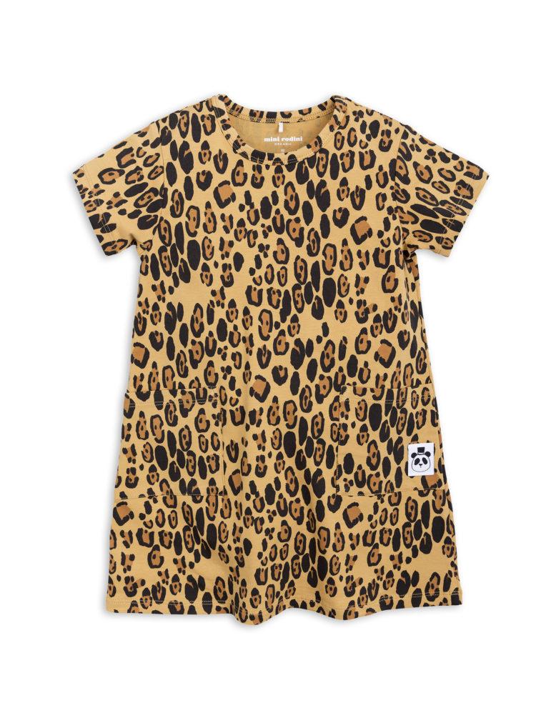 1825013713 1 mini rodini basic leopard dress beige