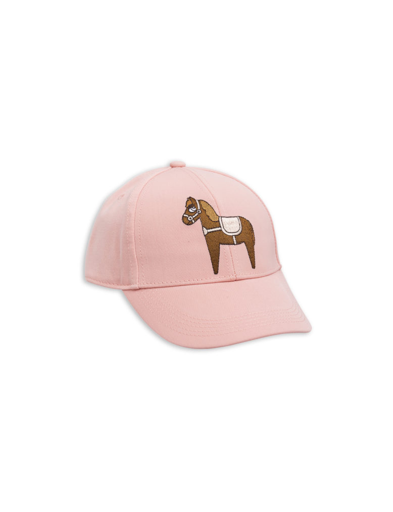 1826510533 1 horse embroidery cap pink