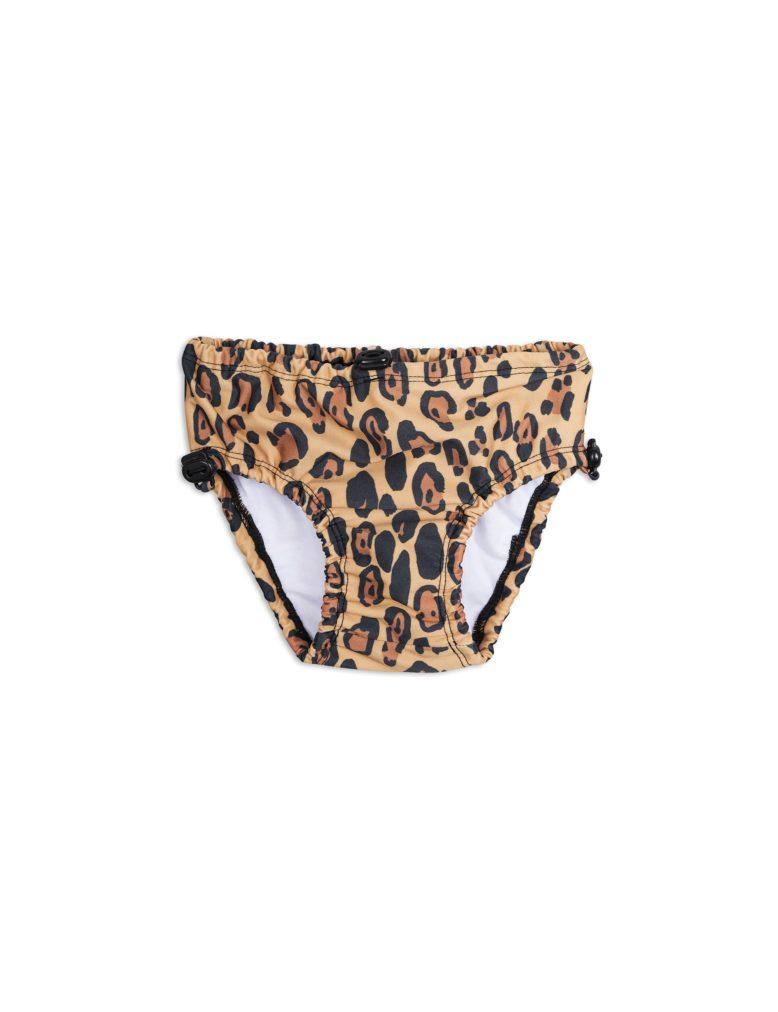 1828013413 1 mini rodini leopard baby swimpants beige
