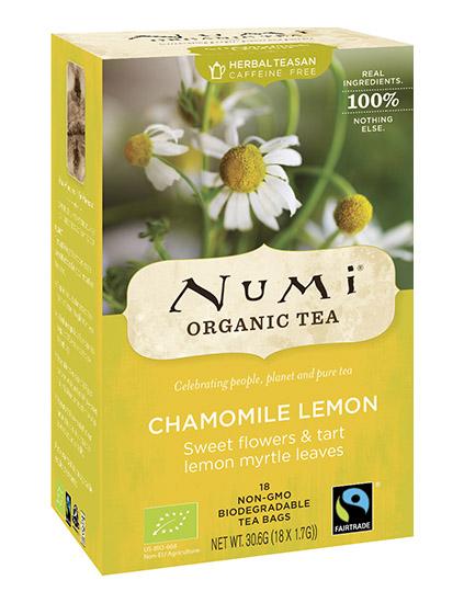 Numi Chamomille lemon