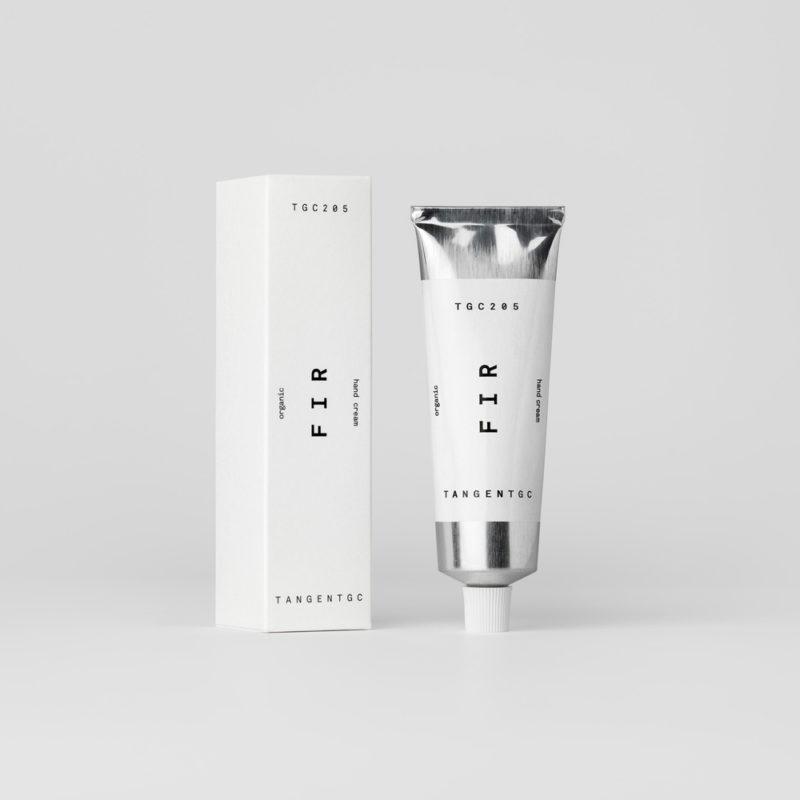 tangent fir organic hand cream