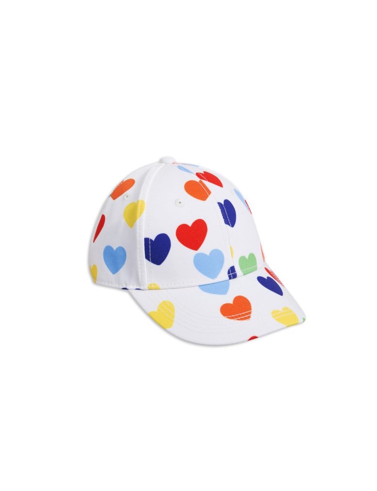 1866510010-1-mini-rodini-rainbow-love-cap-white