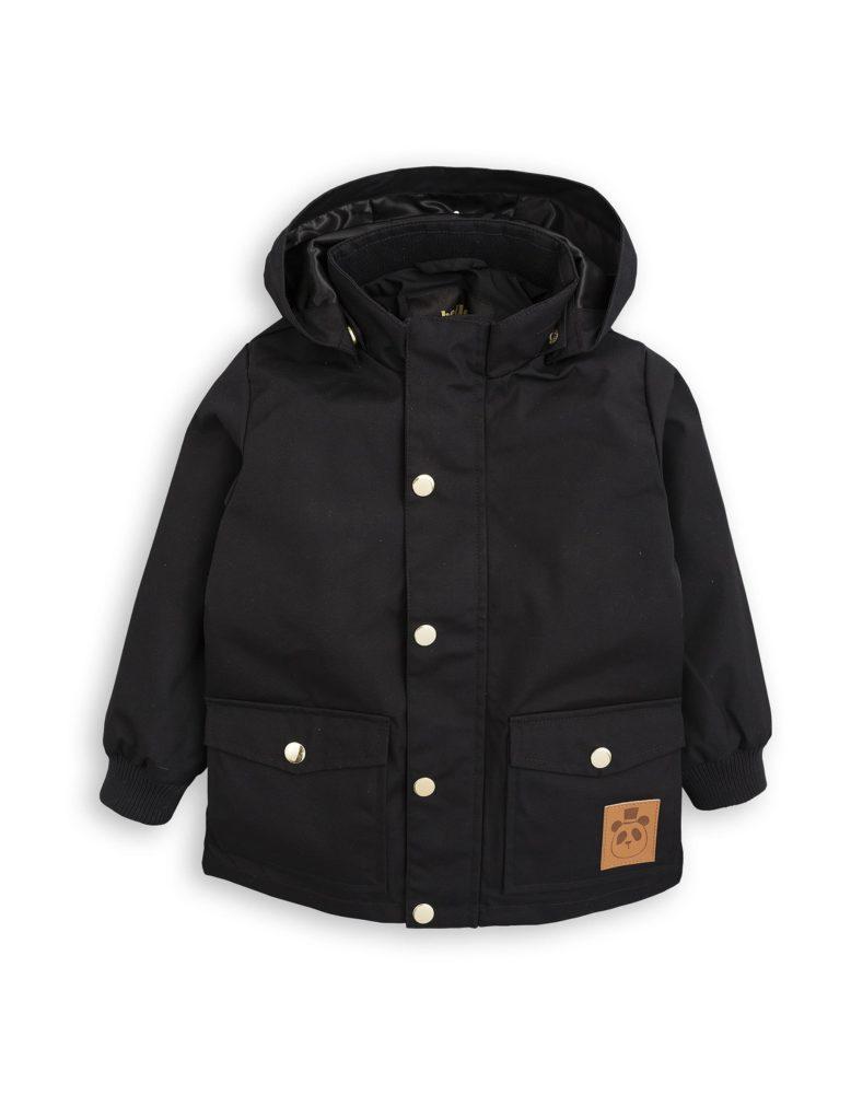 1871010799 1 mini rodini pico jacket black