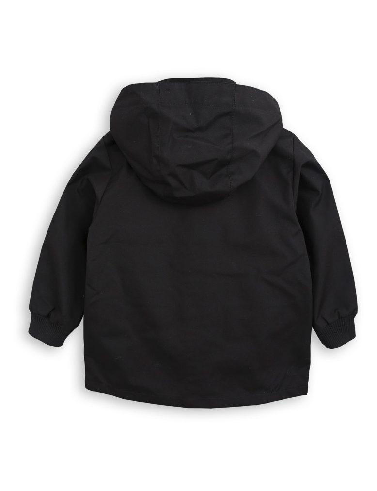 1871010799 2 mini rodini pico jacket black