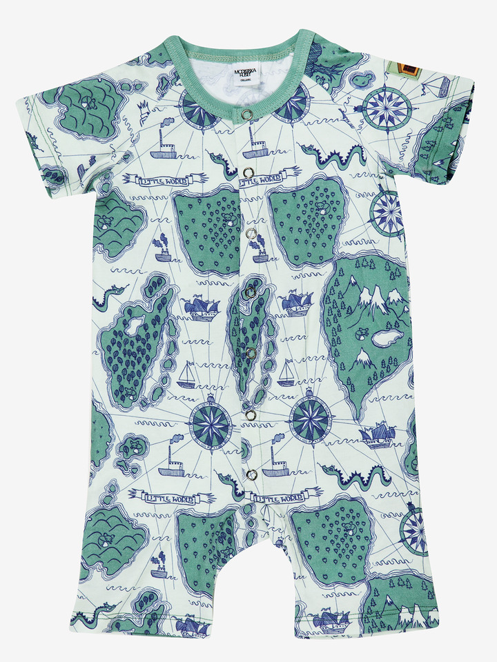 modeerska jumpsuit little world