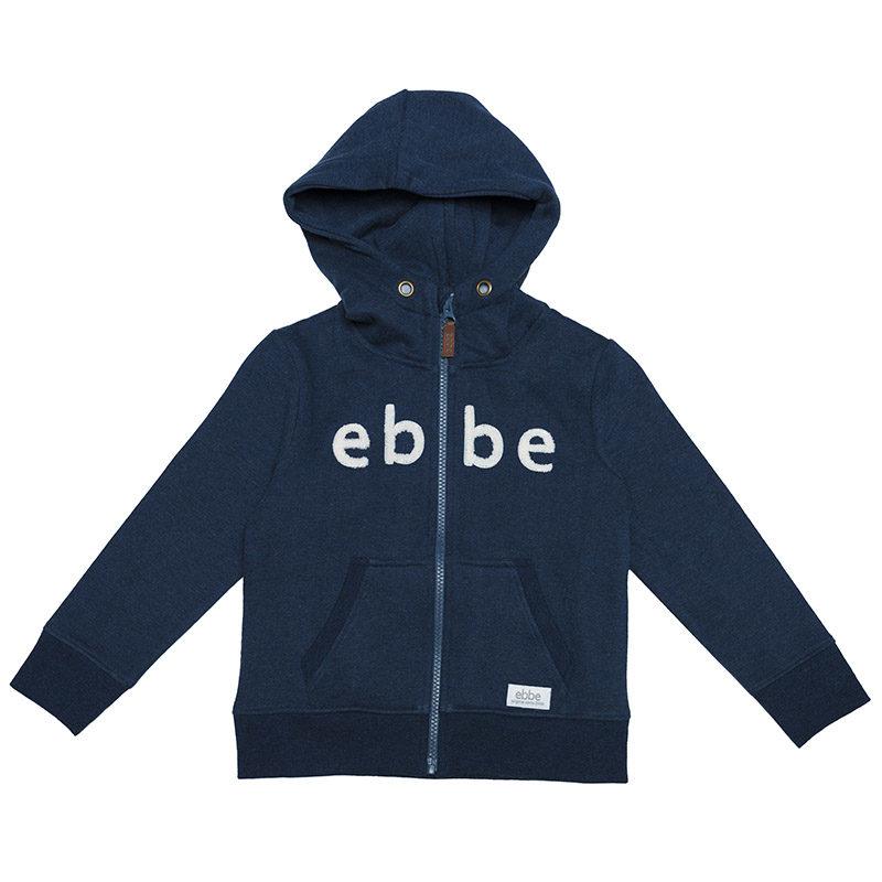 Blue hoodie 1