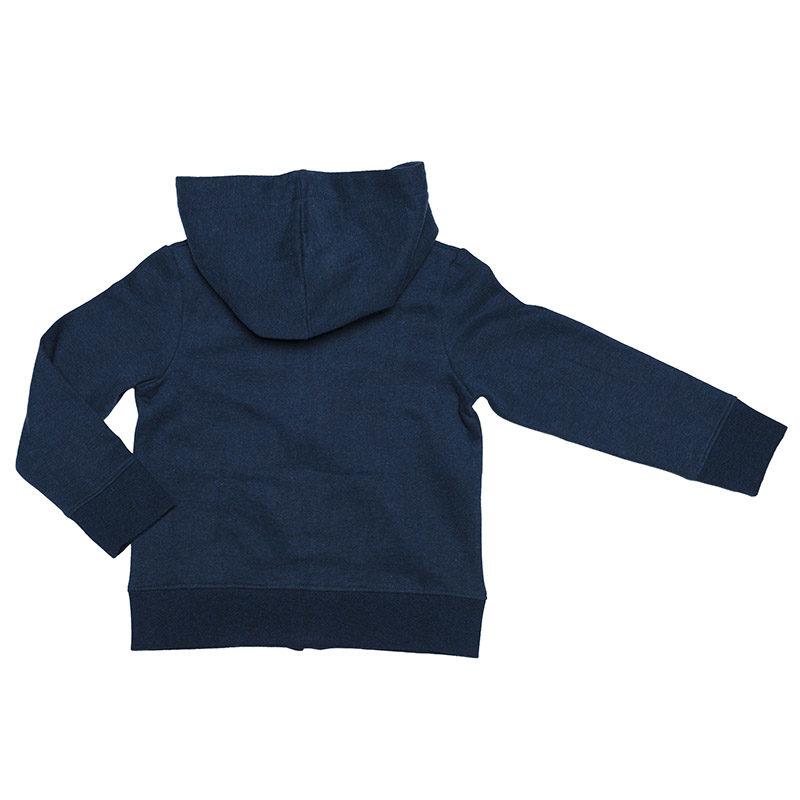 Blue hoodie 4