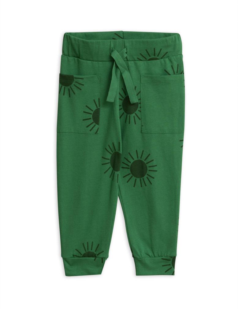 1923013775-1-mini-rodini-sun-aop-trousers-green