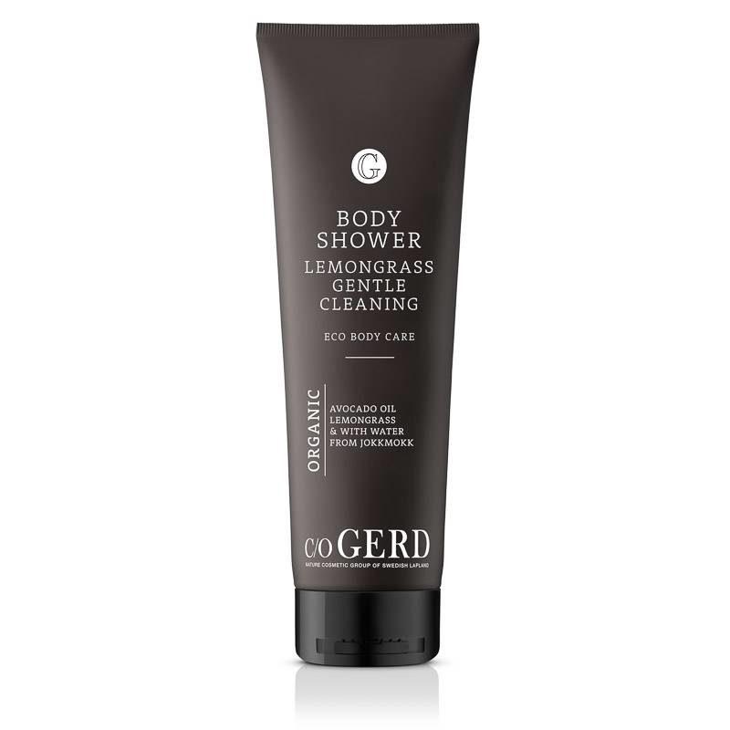 Body shower lemongrass
