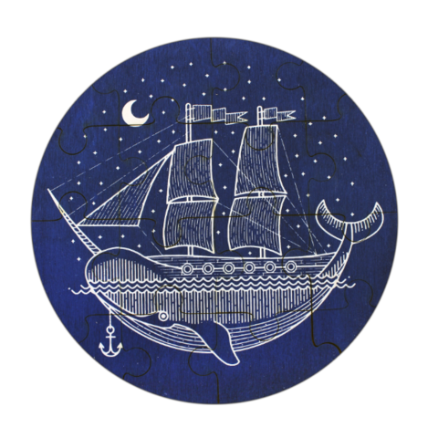 Jigsaw puzzle Narwhal_Ship_large