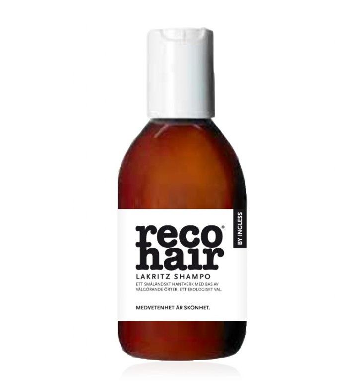 Reco Hair -Lakritz